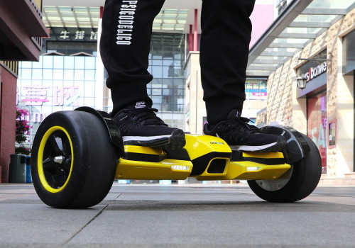 Hoverboards y segways