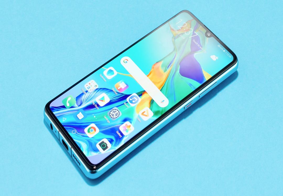 Huawei P30 Análisis y precio