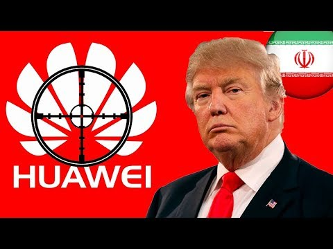 Huawei SIN Android Google, Trump
