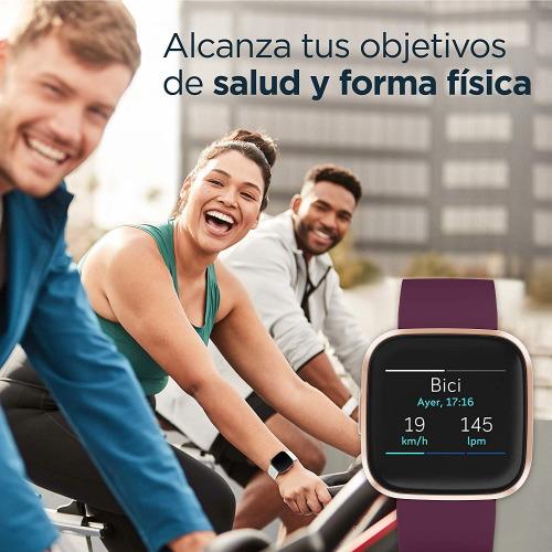Fitbit Versa 2 con Amazon Alexa integrada